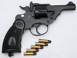 IOF .32 Revolver