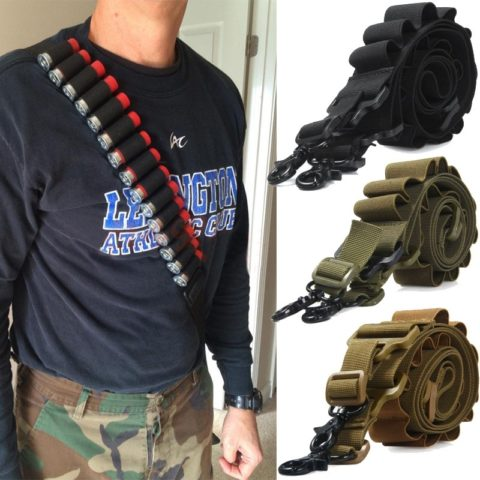 New-Tactical-Shooting-Adjustable-Gun-Sling-System-Strap-Shotgun-Carrying-Gun-Straps-System-Paintball-Gun-Sling