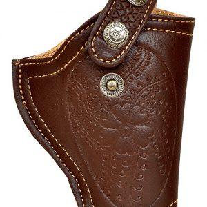 Revolver & Pistol  32 Chest Holster with Magazine Pouch