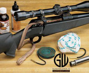 How to Clean a Gun ( बंदूक को कैसे साफ़ करें )