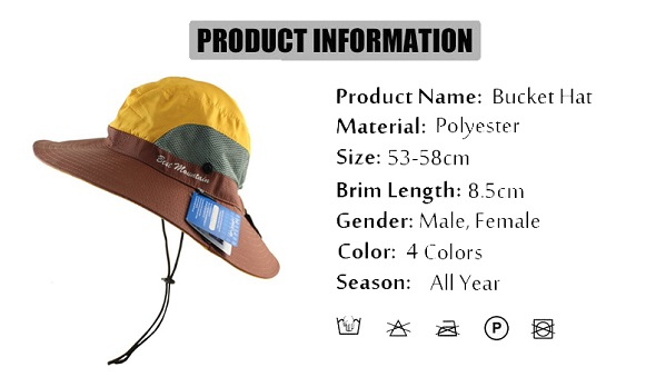 e941998f9d611 ... Special Boonie Hat Waterproof Sun UV Protection Unisex Long Large Wide  Brim Bob Hat Yello. Untitled · yeeef · HTB1G8copy ·  HTB16FFakTnI8KJjy0Ffq6AdoVXaT