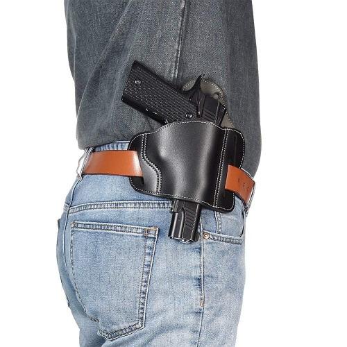Holster for 9mm,30 1911 Colt, Glock Concealed Carry Holster OWB Pistol  Tactical 3 Slot Gun Holster Pouch