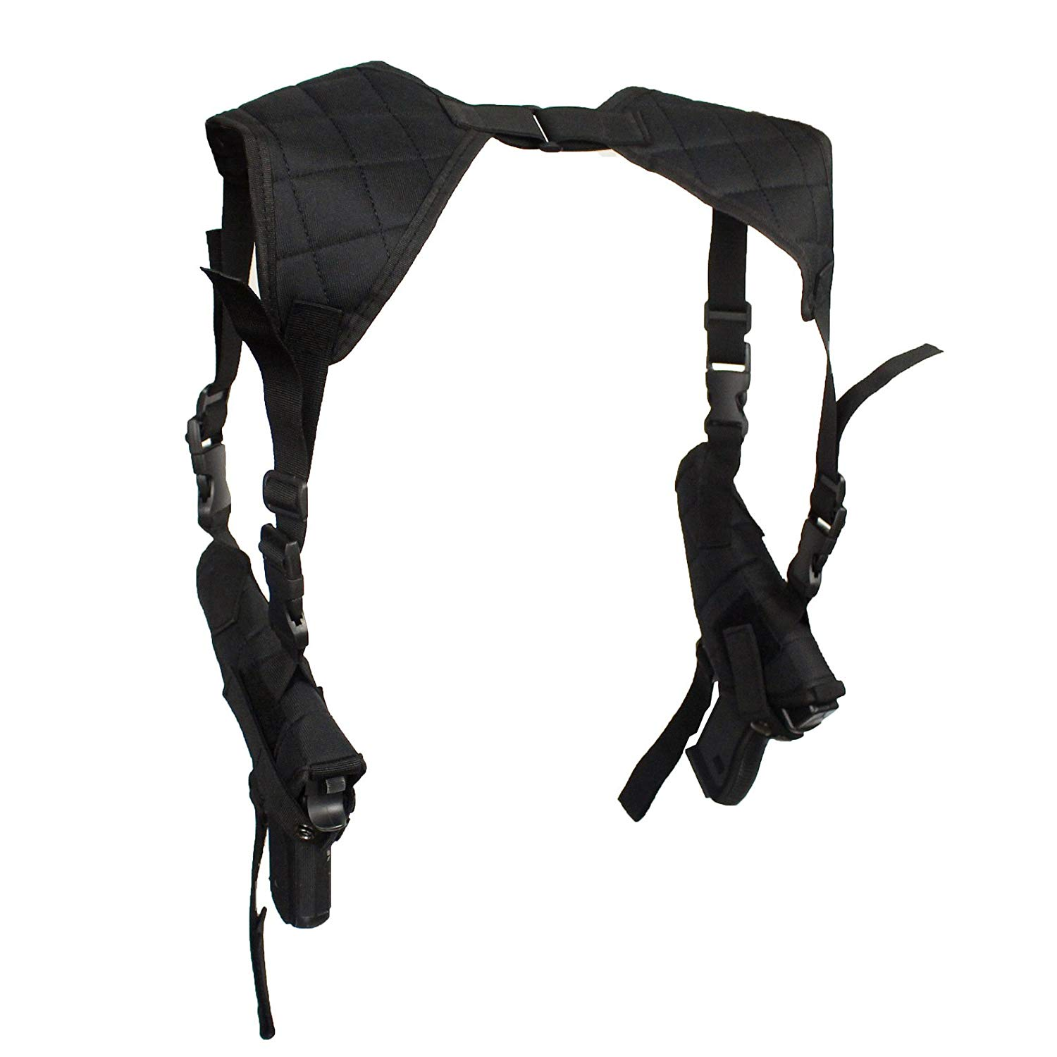 Concealed Carry Shoulder Holster Fully Adjustable Universal Fit All Handguns