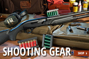 GUN SHOOTING GEAR