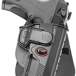 Fobus Concealed Carry Rotating Paddle Holster for Walther PPK